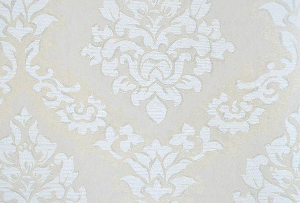 Tapete Vlies Barock beigegrau Glanz Fuggerhaus 4792-46 online kaufen