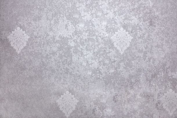 Wallpaper ornaments light grey Gloss Fuggerhaus 4794-13 buy online