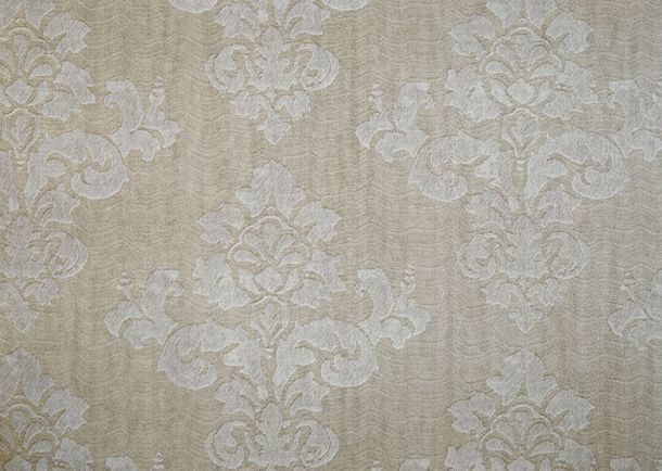 Wallpaper ornaments taupe grey beige Fuggerhaus 4782-18