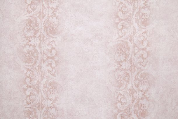Wallpaper vintage tendril rose Fuggerhaus 4786-21