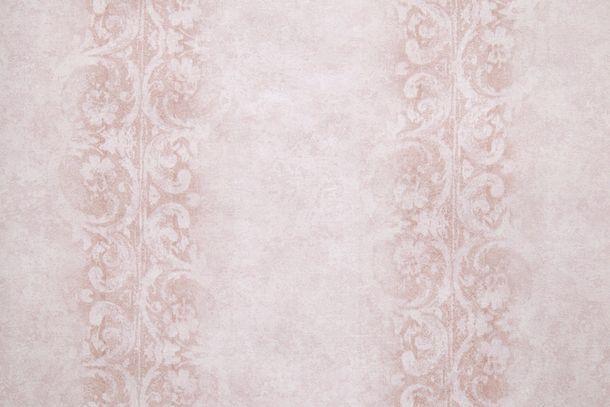 Tapete Vlies Vintage Ranke rosa Fuggerhaus 4786-21
