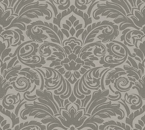 Wallpaper baroque pearls silver Architects Paper 30545-3 online kaufen
