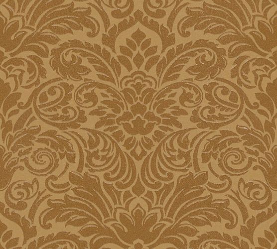 Wallpaper baroque pearls gold Architects Paper 30545-4 online kaufen