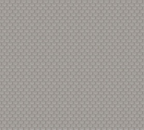 Tapete Vlies Flecht Design silbergrau Architects Paper 31908-3 online kaufen