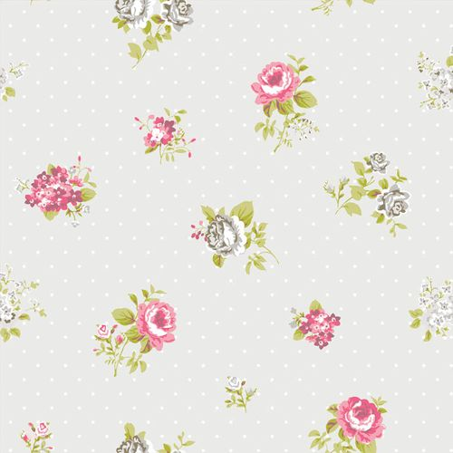 Wallpaper roses grey rose World Wide Walls 070113 online kaufen