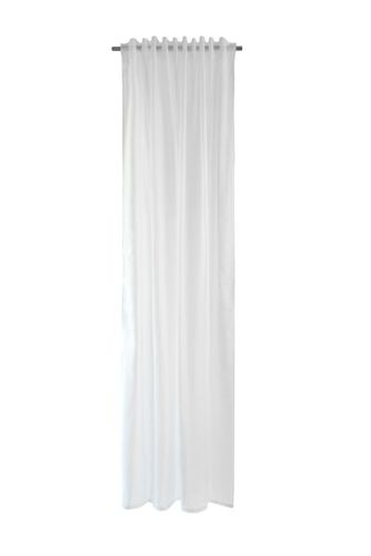 Loop Curtain Lisa plain 245x140cm transparent 5906-05