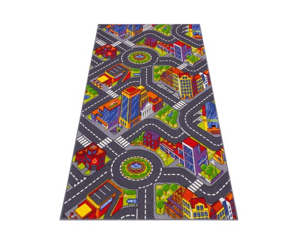 Carpet Street Town Rug Fun Kids Cars 220 buy online