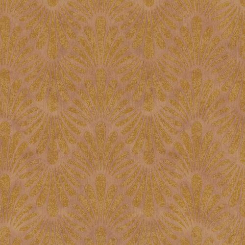 Dieter Langer Wallpaper drops wave brown gloss 58805 online kaufen