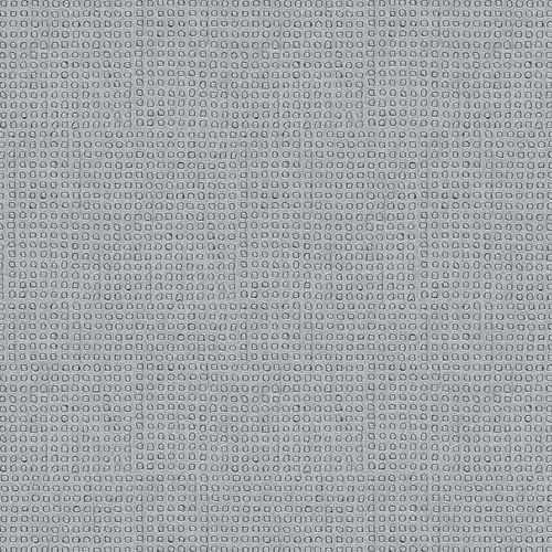Dieter Langer Tapete Vlies Tupfer silber Metallic 58831