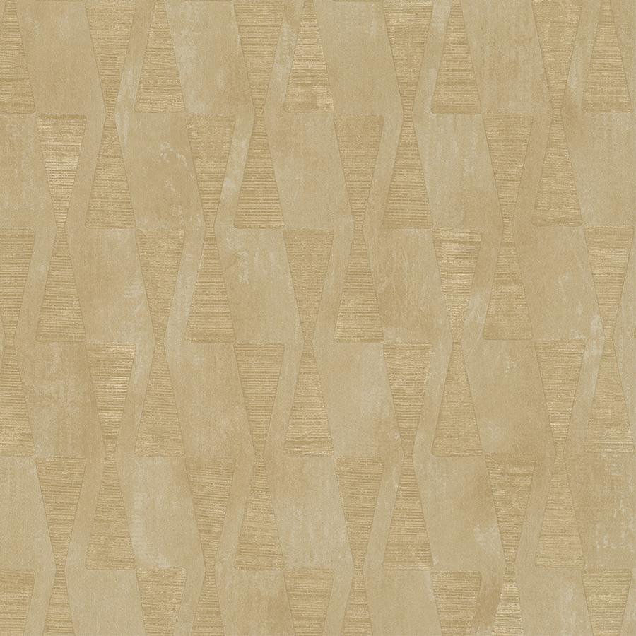 dieter langer tapete vlies dreieck cremegrau metallic 58852. Black Bedroom Furniture Sets. Home Design Ideas