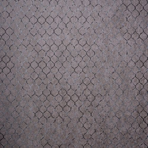 Tapete Vlies Rasch Textil Ornament anthrazit schwarz 381408