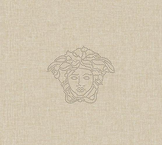 Versace Home Wallpaper Panel Medusa linen beige 32950-2 online kaufen
