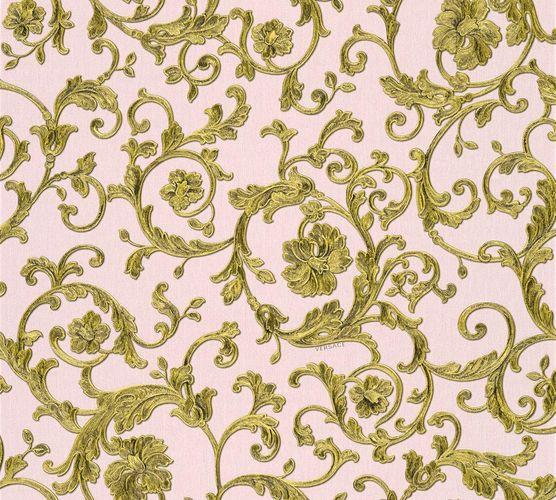 Versace Home Tapete Floral rosé gold Glitzer 34326-4 online kaufen