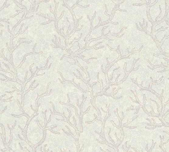 Versace Home Wallpaper coral lilac white gloss 34497-4 online kaufen