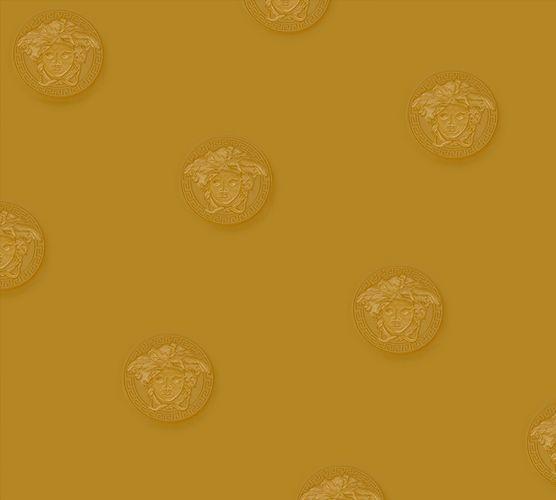 Versace Home Tapete Medusa Kopf gold Glanz 34862-4 online kaufen