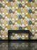 Tapete Vlies Ansicht Versace Home Teller Design bunt Metallic 34901-1 3