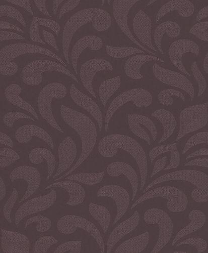 Tapete Vlies Rasch Textil Ranken braun Glitzer 227900