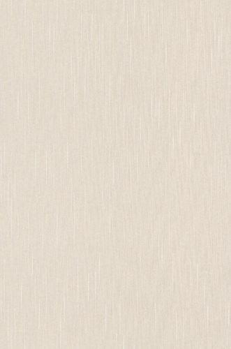 Textiltapete Uni Streifen creme Glanz Mondaine 073729 online kaufen