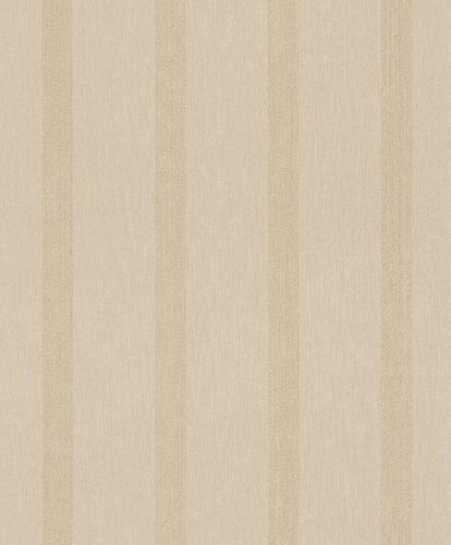 Tapete Textil Block-Gestreift Glitzer beige Textil 077994 online kaufen