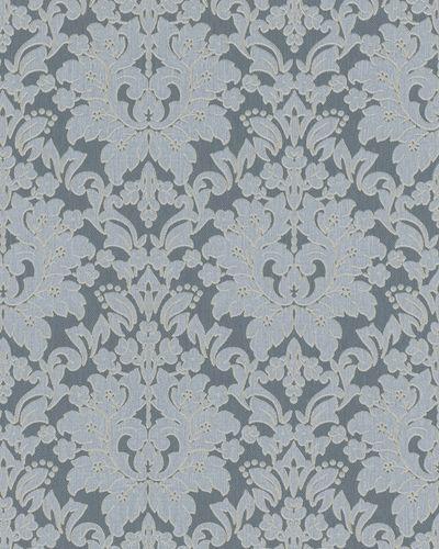 Wallpaper baroque floral grey glitter Marburg 59051 online kaufen