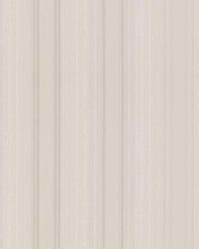 Tapete Vlies Streifen beige Glanz Marburg 59084