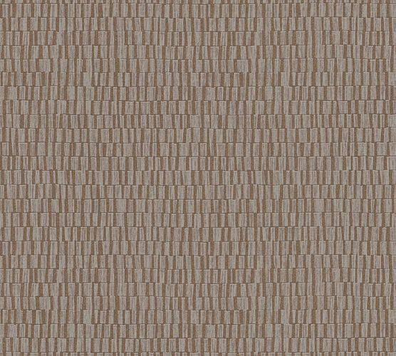 Tapete Papier Grafik Design taupe gold AS Creation 32774-1 online kaufen