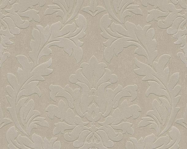 Flock Tapete Barock Floral beigegrau Architects Paper 33580-3 online kaufen