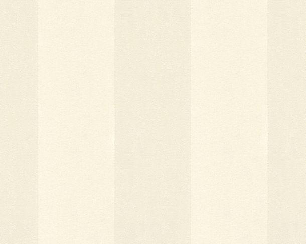 Flock Tapete Streifen creme beige Architects Paper 33581-1