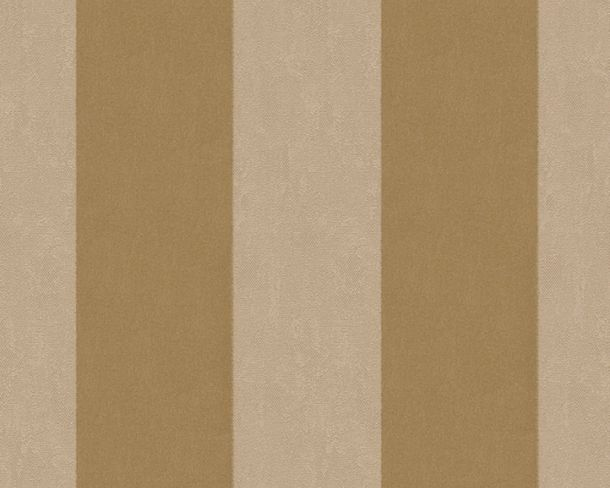 Flock wallpaper striped beige brown Architects Paper 33581-2 online kaufen