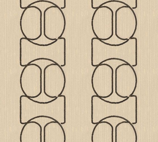 Tapete Panel Abstrakt beige gold Architects Paper 30613-1 online kaufen