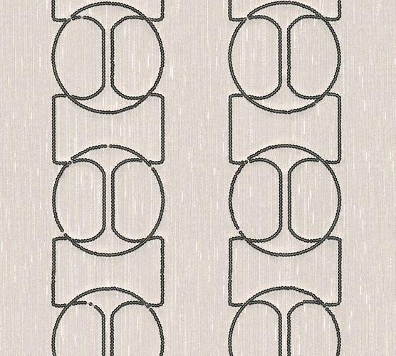 Tapete Panel Abstrakt grau silber Architects Paper 30613-2 online kaufen