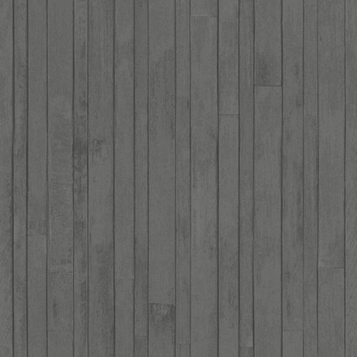 Wallpaper World Wide Walls wooden boards anthracite 128841 buy online