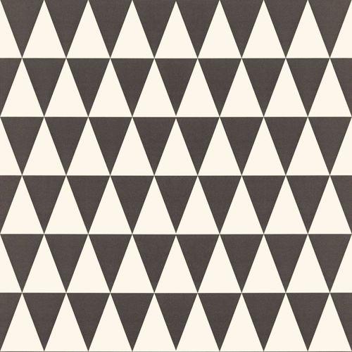 Wallpaper child Triangle Graphic black 128845 online kaufen