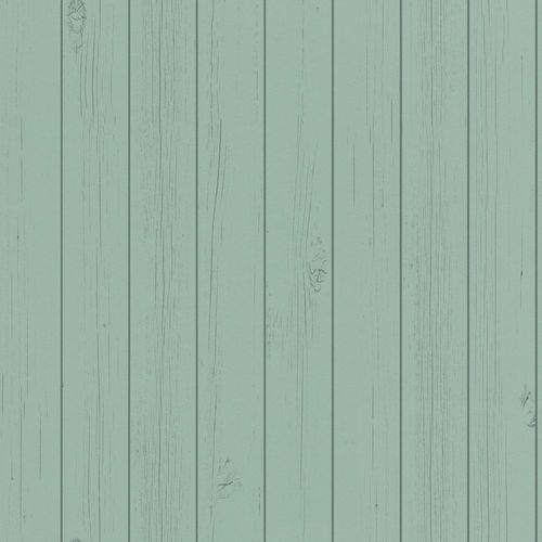 Wallpaper wooden boards light green grey 128852 buy online