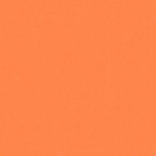 Wallpaper plain design orange AS Creation 34248-5