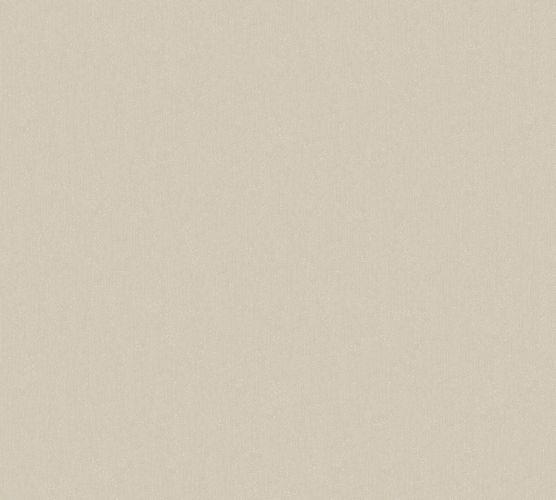 Wallpaper textured grey beige gloss AS Creation 34393-4