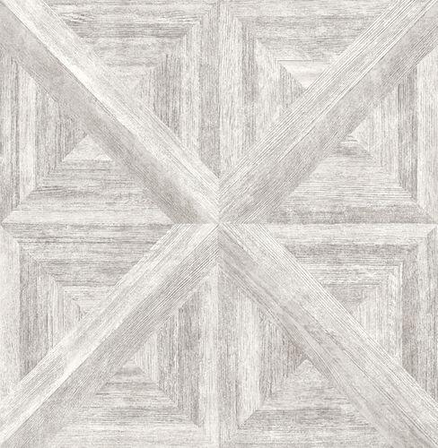 Wallpaper World Wide Walls wood board grey white 024017 buy online
