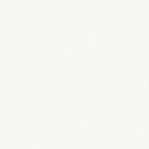 Tapete Vlies Uni-Design Einfarbig cremeweiß 3493-23