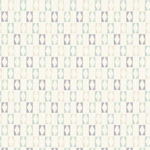 Tapete Vlies Azteken creme türkis AS Creation 35118-1 online kaufen