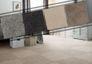 Qualitäts Teppichfliesen Velours Luxus Teppich Aristo 50x50cm 001