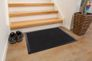Raumbild Schmutzfangmatte Schmutzmatte Türmatte Saugstark CRISP braun schwarz 15