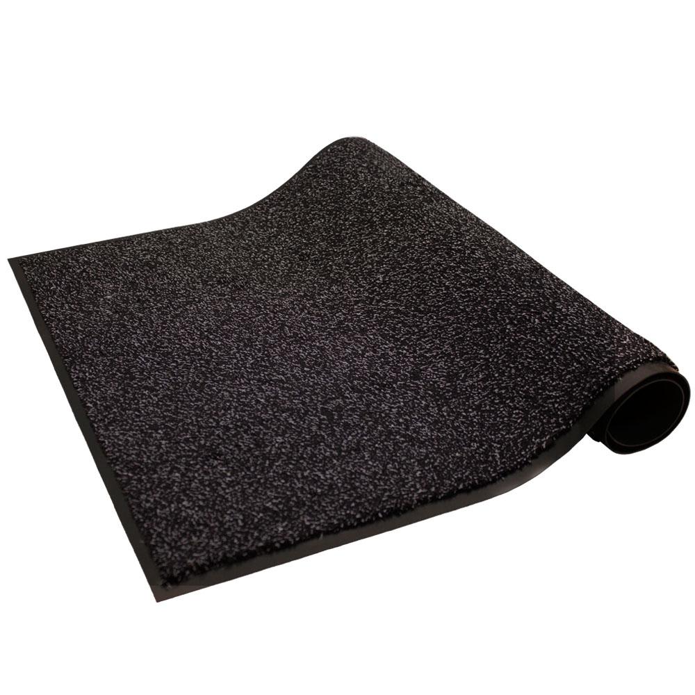 Saugstarke Schmutzfangmatte Baumwolle Türmatte Fußmatte Sauberlauf PUREwaschb