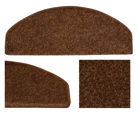 Stair mats shaggy 5 colors 24x65 cm online kaufen