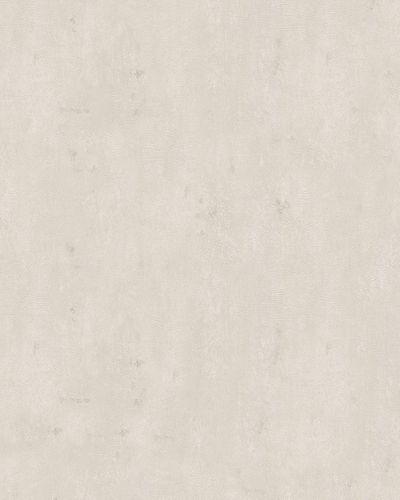 Tapete Vlies Strukturiert Putz cremegrau Brique 59316