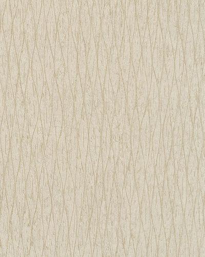 Wallpaper graphic plaid grey gold metallic Marburg 59328 online kaufen