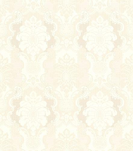 Tapete Vlies Barock beige Metallic Rasch 802412 online kaufen