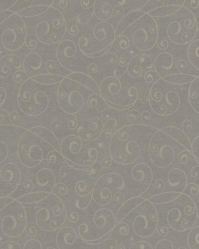Tapete vlies marburg used struktur hellgrau rosa glanz 59433 for Tapete braun glitzer