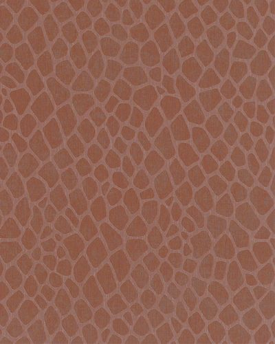 Wallpaper Marburg skin giraffe copper gold gloss 59118 online kaufen