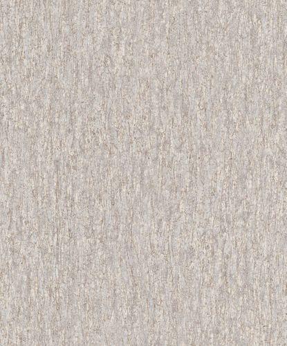 Wallpaper Erismann Tree bark motif light grey cream 6308-38 buy online