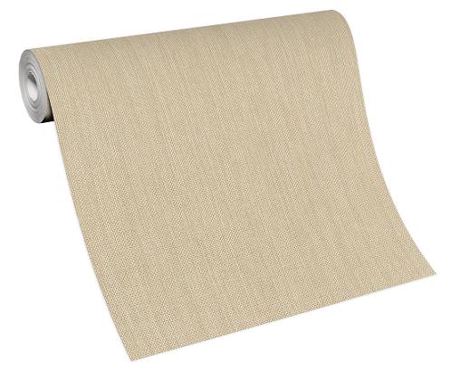 Tapete Vlies 6309-02 Strukturiert Einfarbig beige